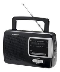 Radio portátil AM/FM PHILCO PRM50 Conexión Dual