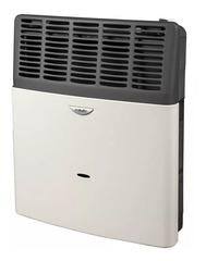 Calefactor a gas 5000 Kcal/h sin salida ESKABE S21 MX 5 MF Multigás Color Marfil con aromatizador