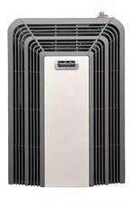Calefactor a gas 2000 Kcal/h. Tiro Balanceado  ESKABE TITANIO TT TB 2 CV TE Multigás, cava, con termostato y  aromatizador