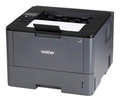 Impresora laser BROTHER HL-L5100DN Monocromática 42 PPM Duplex Red