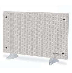 Calefactor eléctrico con forzador panel de vidrio LILIANA PPV400 CONFORTDECO De pie / colgar 1200/2200W