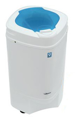 Secarropas centrífugo 6,5 Kgs. DREAN QV65 2800 RPM. Blanco.