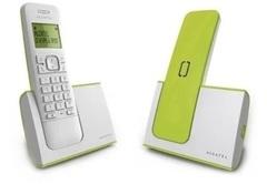Teléfono inalámbrico ALCATEL G280 Dect 6.0 Identificador de llamadas. Manos libres.