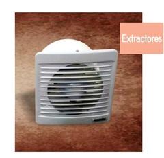 """Extractor de baño 6"""" LLANOS 22W"""