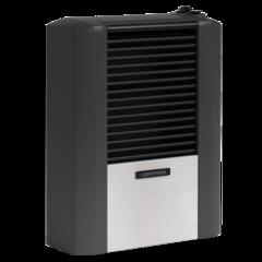 Calefactor a gas 3000 Kcal/h. sin salida COPPENS C30STAM PELTRE ACERO. Multigás.