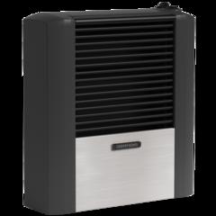 Calefactor a gas 5000 Kcal/h. sin salida COPPENS C50STAM PELTRE ACERO. Multigás.