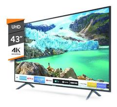 "Led 43"" 4K SAMSUNG UN43RU7100 UHD. Smart TV"